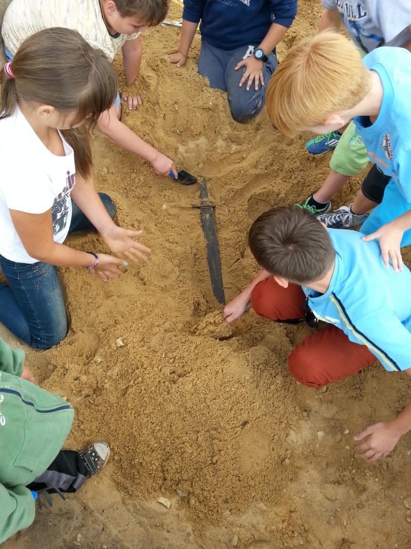 Zamek w Dankowie - atrakcje dla dzieci