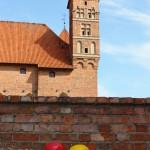"""Zamek w Lidzbarku Warmińskim - """"ślady"""" archeologów"""