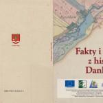 """""""Fakty i mity z historii Dankowa"""" - red. W. Dudak, T. Grabarczyk, R. Herman, A. Kobus - okładka"""
