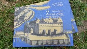 Zamek w Ełku - książka