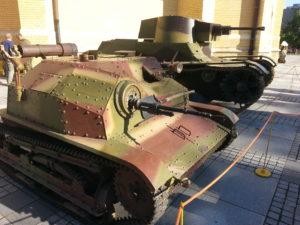 Polska broń pancerna - TKS i 7TP