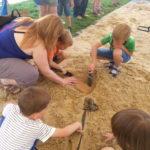 Zabawa w archeologa