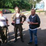 Odprawa przed eksploracją Gozdowice 2017