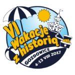 Logo - VI Wakacje z Historią