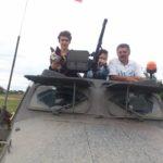 wyprawa wojskowym pojazdem MRU Gozdowice 2017